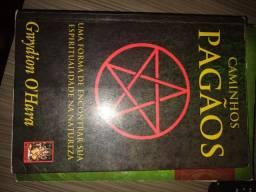 Caminhos pagãos uma forma de encontrar sua espiritualidade na natureza editora madras