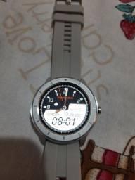 Relógio smartwatch t6 com monitor cardíaco