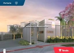 Título do anúncio: M10- O Residencial Sol de Camarás, tem apto 2 quartos, muito conforto e  lazer