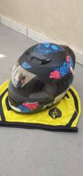 Capacete G6 Mexican Skull