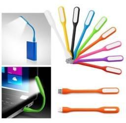 Mini Luminária USB De LED Forte