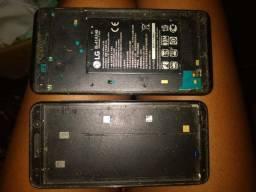 LG x style e Alcatel