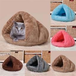 Casa / Cama / Toca / Ninho para cachorro e gato
