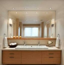 Espelhos  instalação e fabricação