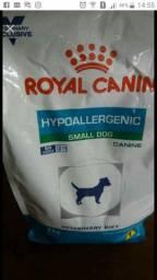 Ração  Royal hipoalergenica