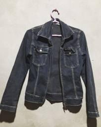 Jaqueta Jeans (tam P)