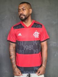 Camisa Flamengo Oficial 2021 2022 TAM G