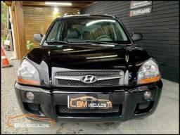 Título do anúncio: Hyundai Tucson 2.0 GL Auto 2008