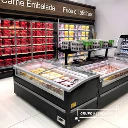 Expositores para supermercado JM equipamentos