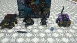 Lego Batman + Mulher Gato original minifigura