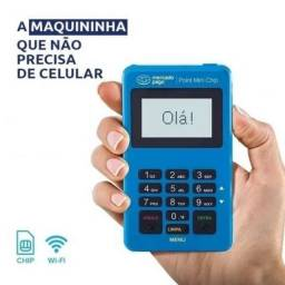Título do anúncio: Maquininha de Cartão Point Mini D175 chip  Crédito/débito  maquina com 3 Anos Garantia
