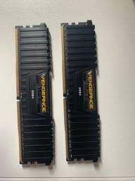 Memoria ram 8x2gb 16gb ddr4 cl14 2400mhz