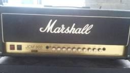 Cabeçote Marshall JCM900 High Gain Dual Reverb
