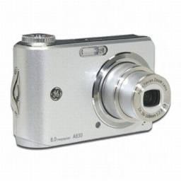 Câmera Digital GE A830 8 Megapixels