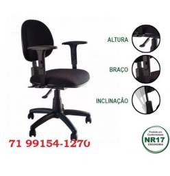 cadeira executiva dentro das normas NR17 a partir de 320,00