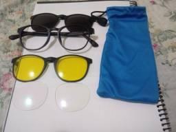 Óculos. De sol polarizado 3×1 night drive
