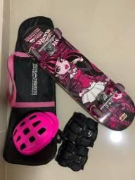 Kit Skate Monster High