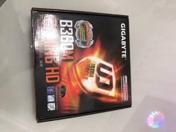 Placa mãe b360m gigabyte