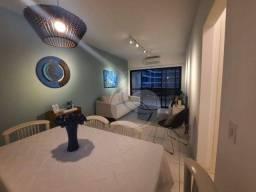 Apartamento com 3 dormitórios à venda, 94 m² por R$ 400.000,00 - Pitangueiras - Guarujá/SP