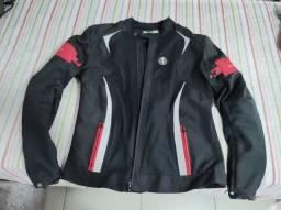 Macacão moto 2pc feminino 3XL