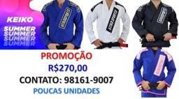 Kimonos Keiko A0, A1, A2 e A3