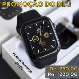 PROMOÇÃO ATÉ HOJE!!! Relógio inteligente Smartwatch W26 44mm