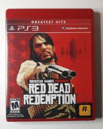 Red Dead Redemption Ps3 Mídia Física - Usado