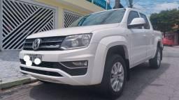 Vw Amarok Diesel Trendline 4x4 Automatica 2018. IPVA Pago