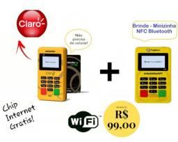 Máquina De Cartão Minizinha Chip2 PagSeguro