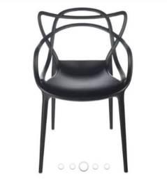Cadeira Allegra Preta NOVA