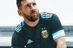 NOVA CAMISA III ARGENTINA