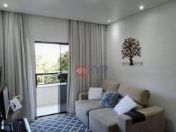 Apartamento com 2 dormitórios à venda por R$ 255.000,00 - Francisco Bernardino - Juiz de F