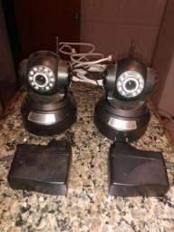 Câmeras Wi-fi Ipcam