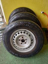 Vende-se roda de ferro da Amarok
