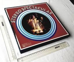 Raridade - Coleção Box Discos - Stereo Spectacular - 1980 - Seleções do Readers Digest