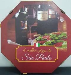 Título do anúncio: caixa de pizza oitavada