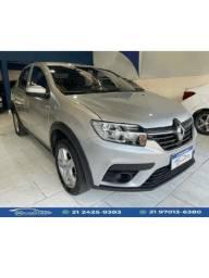 Título do anúncio: Renault Logan Zen 1.6 CVT