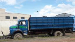Caminhão 4x4 La 1113