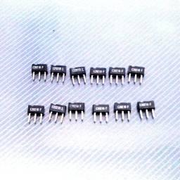 Lote de transistores C2021 2sc 2021 com 12 peças raridade .
