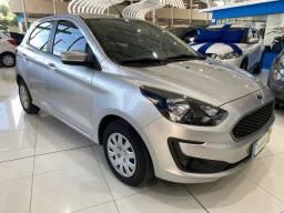 Ford-2020 KÁ 1.0 SE-12V -Flex-(Mecânico)-Único Dono! Garantia Fábrica!!