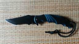 Canivete Tático Serrilhado