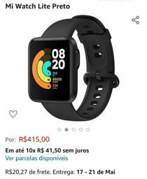Xiaomi Mi Watch Lite usado
