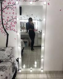 Espelho Grande Corpo Todo Para as Arrumações e Fotos das Mulheres de São Luís