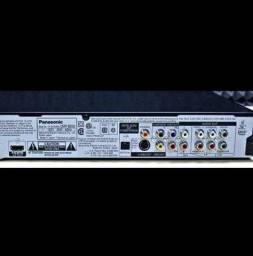 Aparelho home Blu-ray Disc Panasonic Modelo: Dmp-bd30