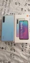 Xiomi Redmi note 8 128G