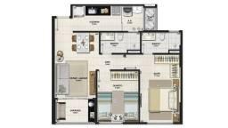 Aluga-se apartamento no Centro de Campos dos Goytacazes