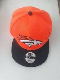 Boné New Era ajustavel NFL Denver Broncos