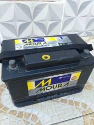 Bateria moura usada