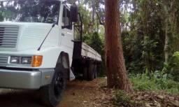 Linda MB - Mercedes-benz L 1214 Truck 95 Carroceria aceito troca com carro - 1995