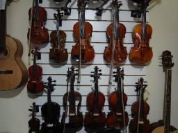Promoção de Violino e Viola - Novo - Loja - Garantia